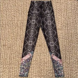 Pure Barre Emily Hsu Rana Sneaker Legging